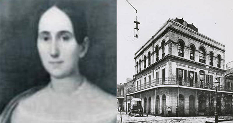 Madame LaLaurie and her Mansion