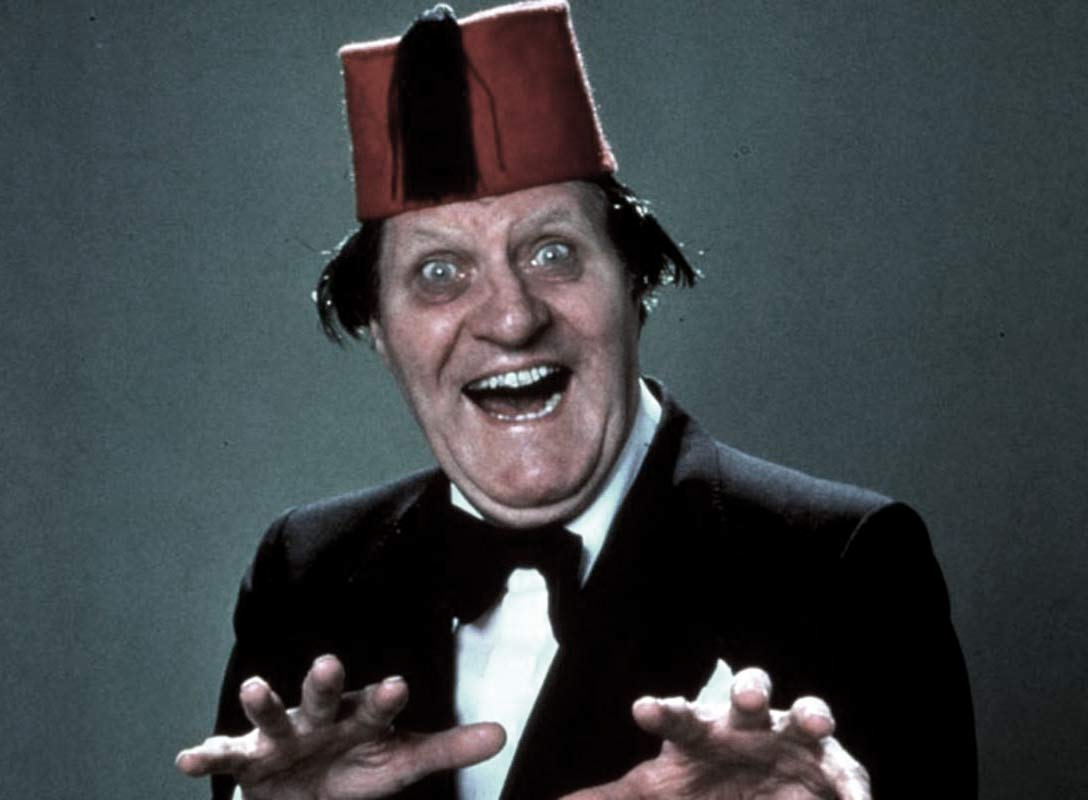 Tommy Cooper death