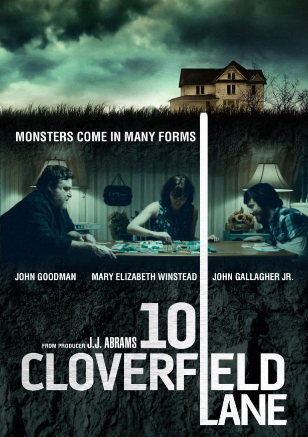 10 Cloverfield Lane Horror Galore