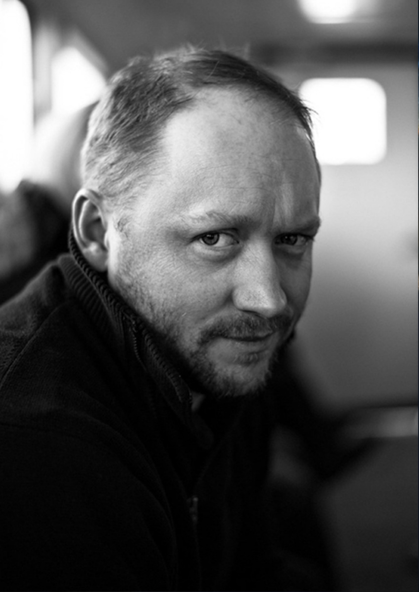 Interview With The Director Of The Sublet   John Ainslie