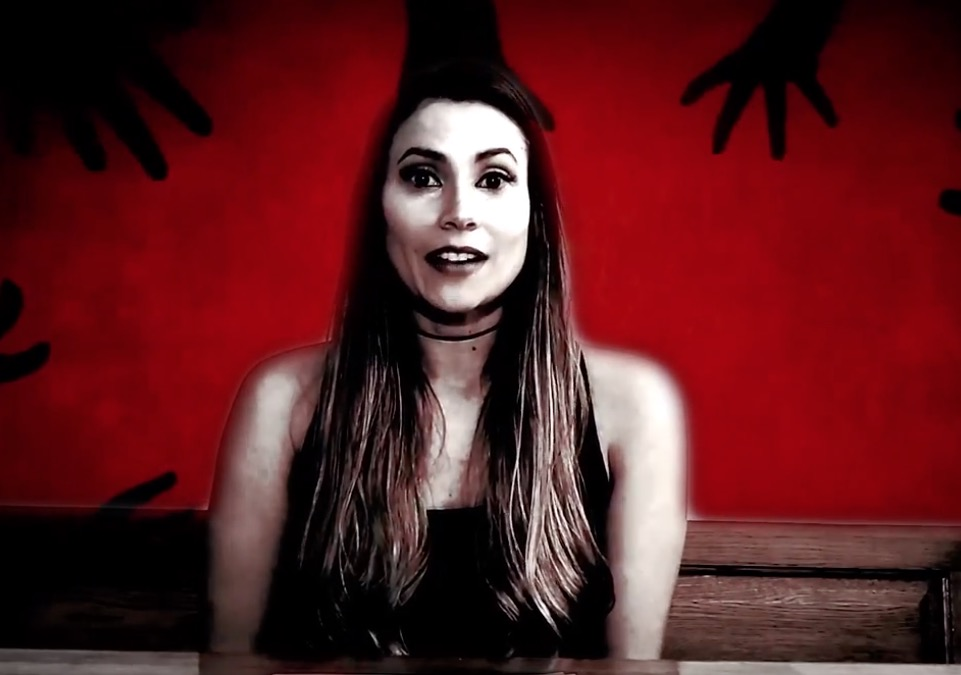 Top 10 Horror Movies of 2018: with the actress Nikki Kris