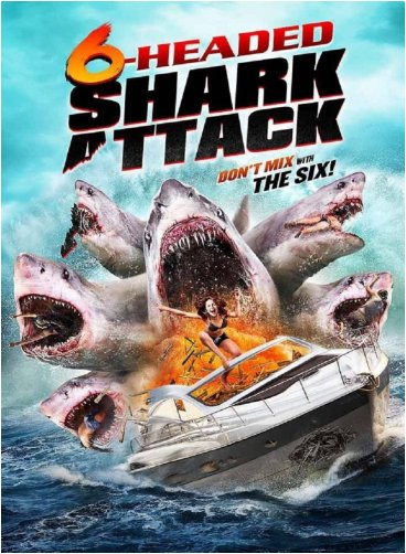 6-Headed Shark Attack review
