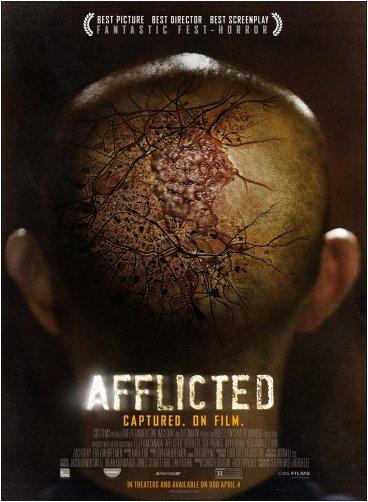 Afflicted - movie