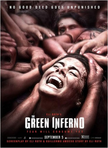 Green Inferno - Eli Roth