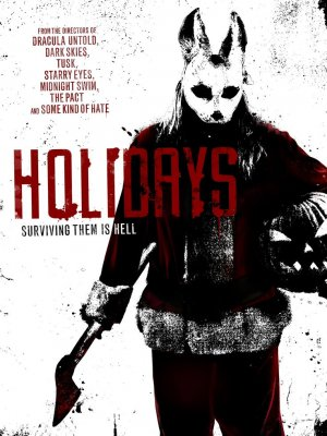 Holidays - horror movie