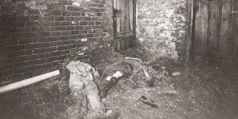 Hinterkaifeck Murders Barn Photo