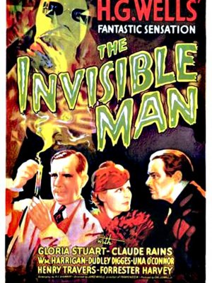 Johnny Depp to Resurrect The Invisible Man