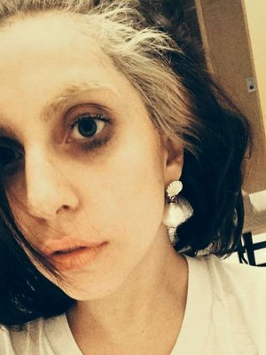 Lady Gaga admits she's acting to help her depression