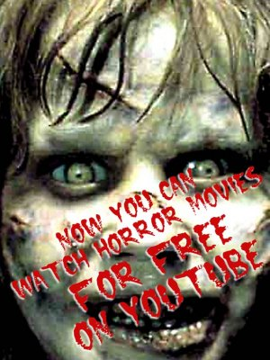 Watch HORROR MOVIES for FREE on Youtube