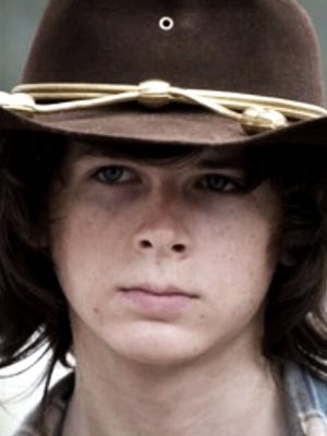 The Walking Dead's Chandler Riggs FINALLY Cut His Hair