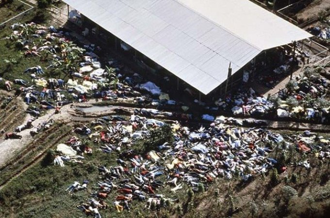 The Revolutionary Suicide of Jonestown