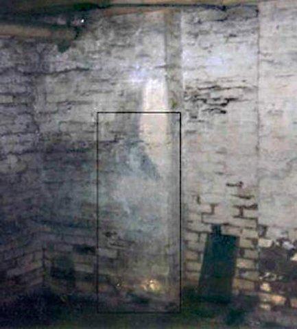 The ghost of Bessie Bartlett in Parkersburg