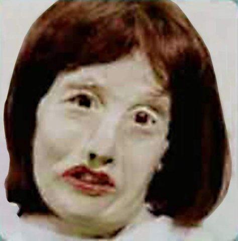 White Woman Head found in Jefferson County