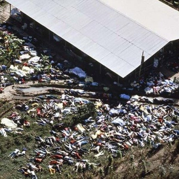 The Revolutionary Suicide of Jonestown