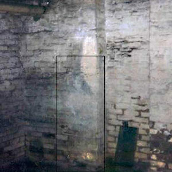 The ghost of Bessie Bartlett in Parkersburg