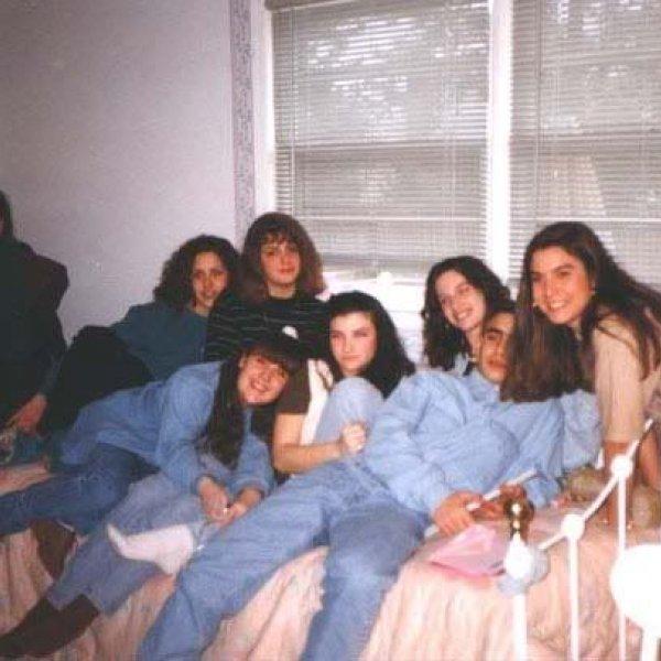 Lisa Venezia and friends