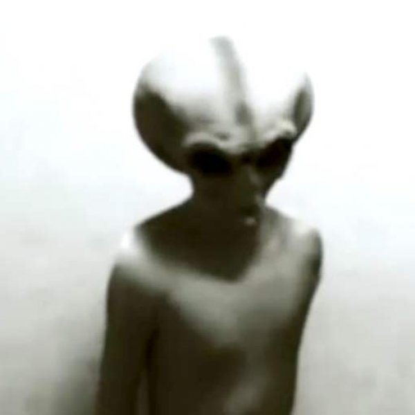 Real Alien footage. Tape by KGB