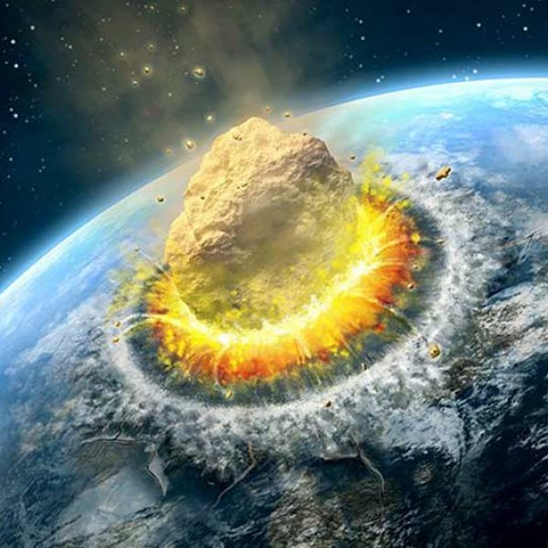 Asteroid Impact on the Earth on early 2016?