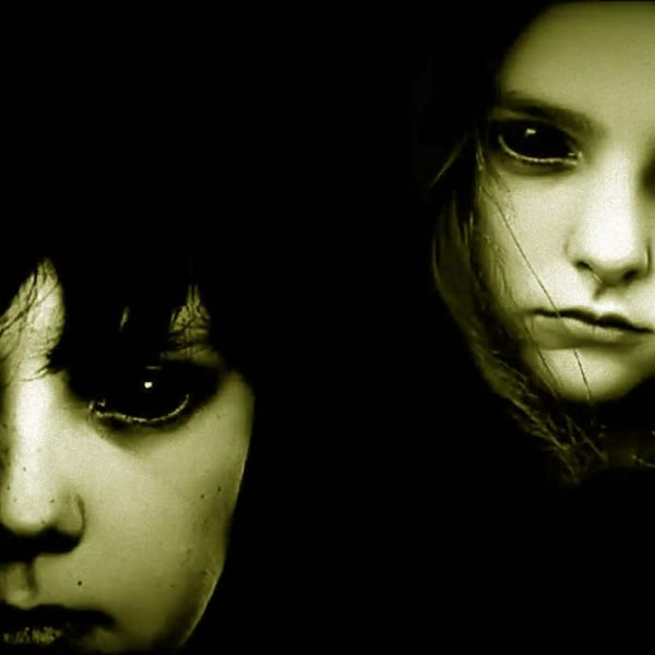 Black-Eyed Children (They were soo different)