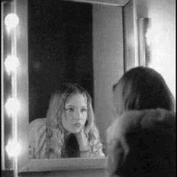 The Girl vs The Haunted Mirror
