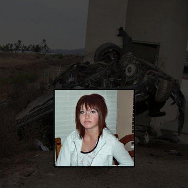 The Nikki Catsouras death - HERE the incredible photos