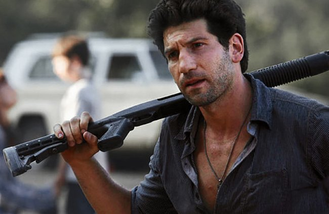 Jon Bernthal returns to Walking Dead