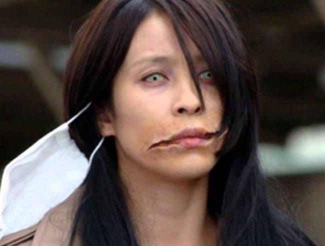 Kuchisake Onna aka The Slit-Mouth Woman