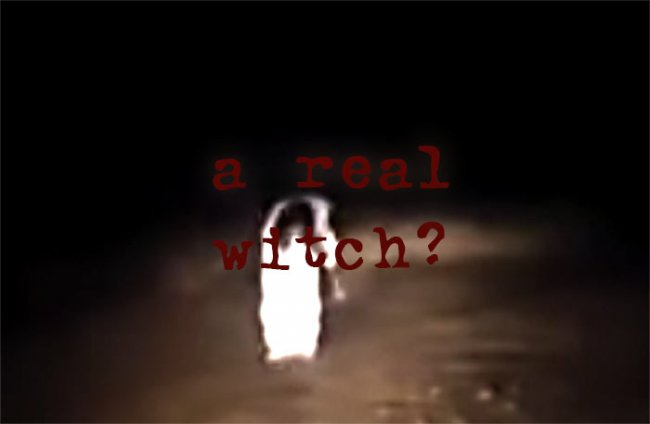 Saudi Arabia Police encounter a Real Witch