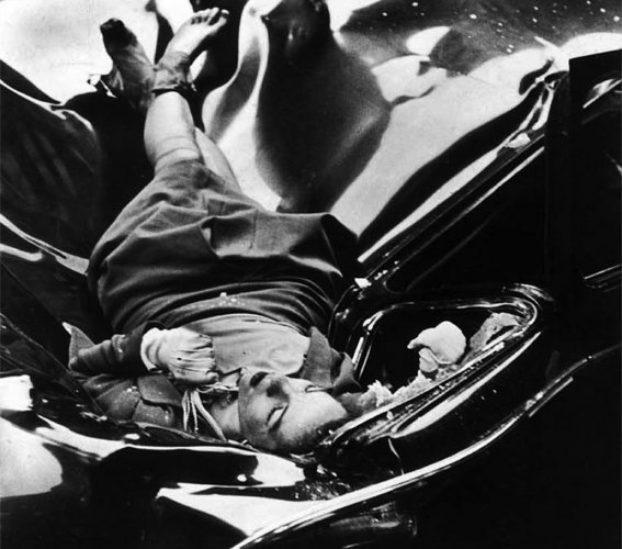 Things you should know about Evelyn McHale, the most famous suicide ever