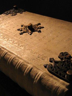 Codex Gigas - a book by Lucifer