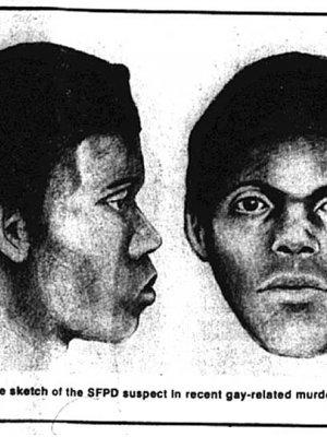 The Doodler, The Gays Serial Killer