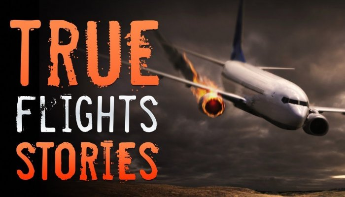 Embedded thumbnail for 3 TRUE SCARY Airplane Horror Stories