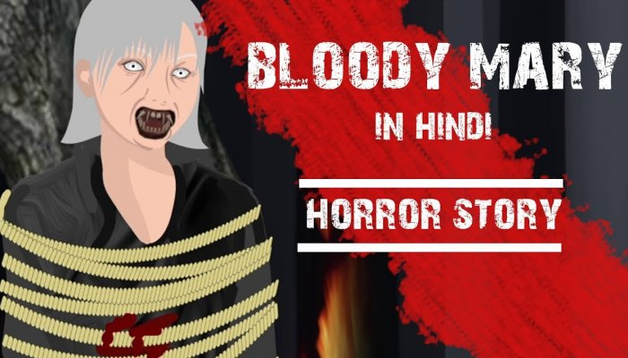 Embedded thumbnail for Bloody Mary Horror Stories Animated