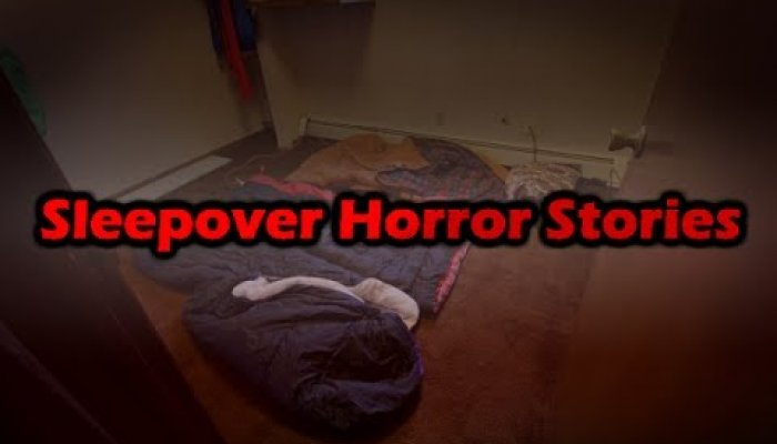 Embedded thumbnail for 3 True Sleepover Horror Stories