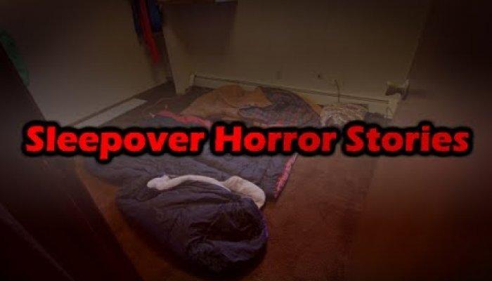 Embedded thumbnail for 3 True Sleepover Horror Stories