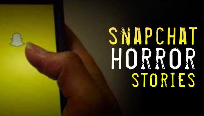 Embedded thumbnail for 2 Disturbing True Snapchat Stories