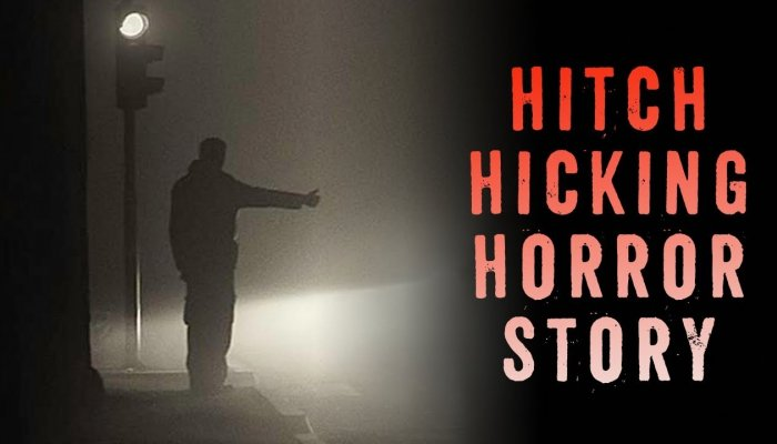 Embedded thumbnail for 1 Disturbing Hitchhiking Horror Story