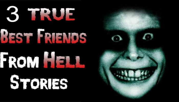 Embedded thumbnail for 3 TRUE Best Friends from Hell stories