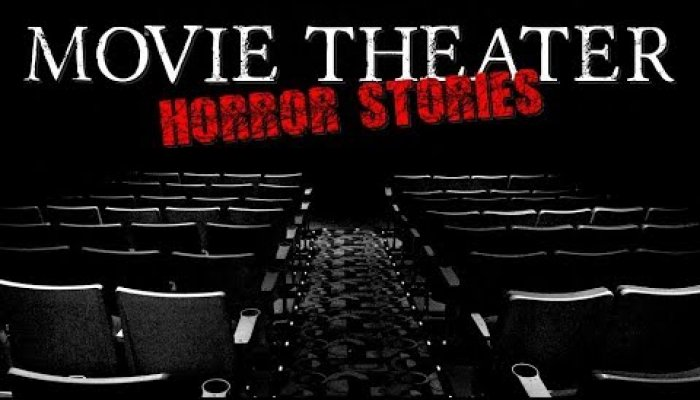 Embedded thumbnail for 2 Creepy REAL Movie Theater Horror Stories