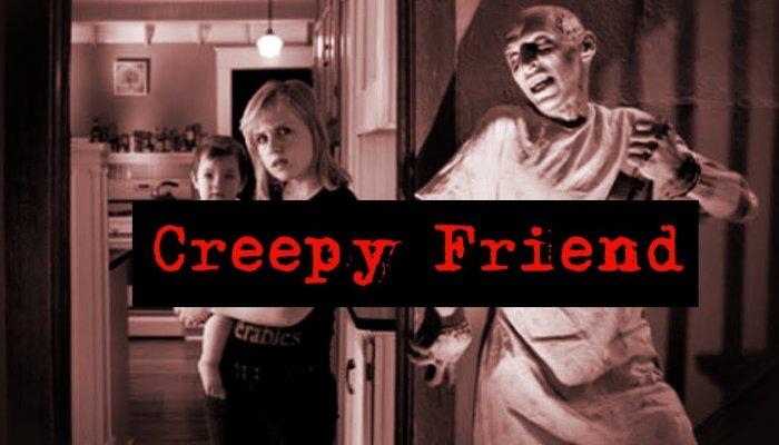 Embedded thumbnail for 1 TRUE Disturbing Friends Horror Stories