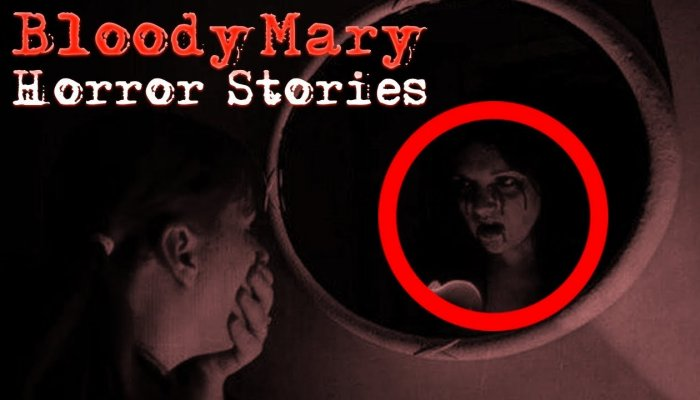 Embedded thumbnail for 3 Disturbing BloodyMary Horror Stories