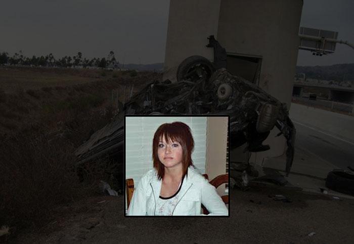 The Nikki Catsouras death , HERE the incredible photos